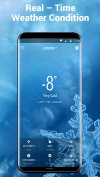 weather location app free4