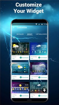 weather location app free6