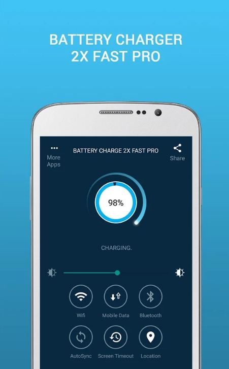 Battery Charge 2X Fast Pro 2