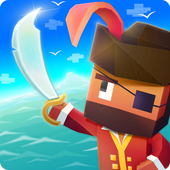 بازی Blocky Pirates