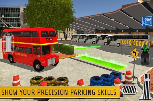Bus Station Learn to Drive 3