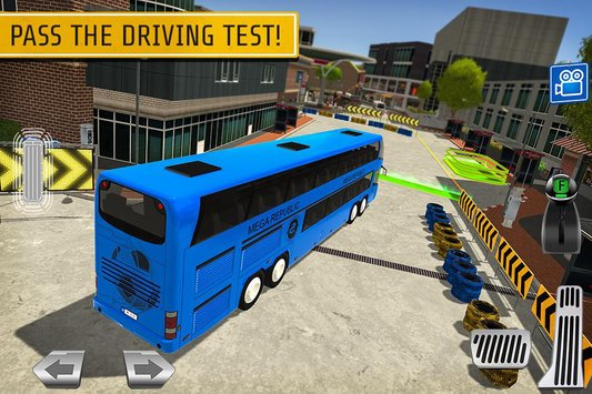 Bus Station Learn to Drive 4