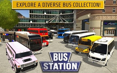 Bus Station Learn to Drive 5