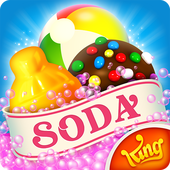 بازی Candy Crush Soda Saga