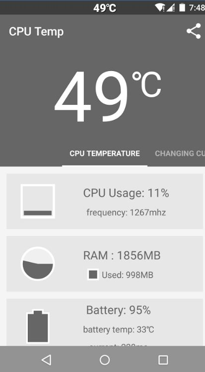 Cpu Temperature Pure 1