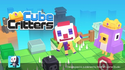 Cube Critters logo