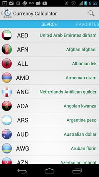 Currency Converter Exchange3