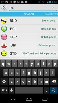 Currency Converter Exchange5