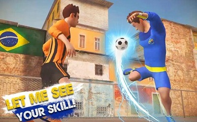 Freestyle Football 3D 3