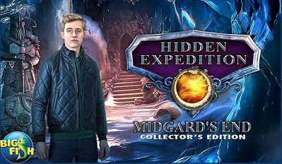 Hidden Expedition Midgard's End logo