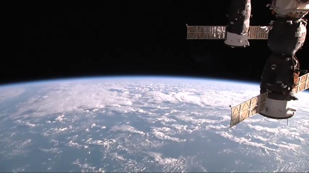 ISS HD Live View Earth Live11