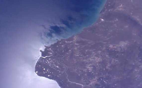 ISS HD Live View Earth Live16