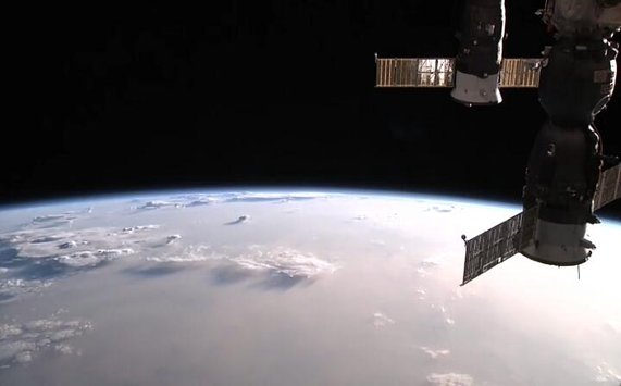 ISS HD Live View Earth Live2