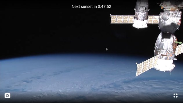 ISS HD Live View Earth Live6