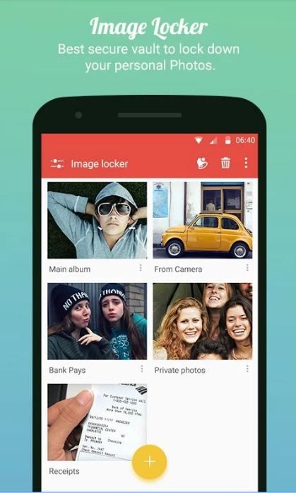 Image Locker Pro - Hide photos 1