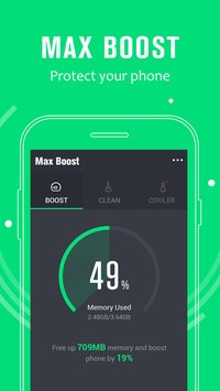 Max Boost - Speed, Clean, Security 1