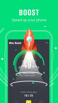 Max Boost - Speed, Clean, Security 2