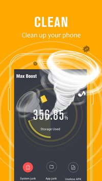 Max Boost - Speed, Clean, Security 3