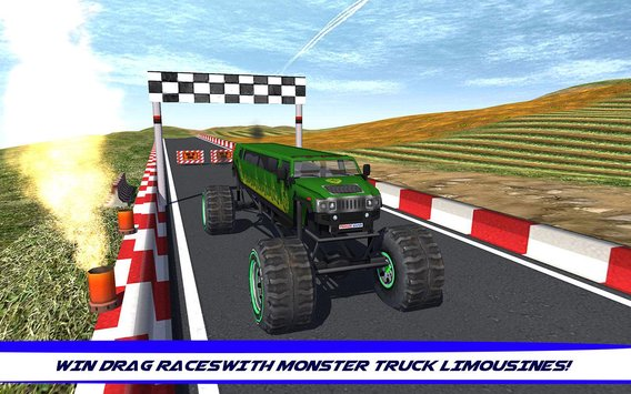 Monster Hill Limo Galaxy Rage 3