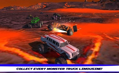 Monster Hill Limo Galaxy Rage 5