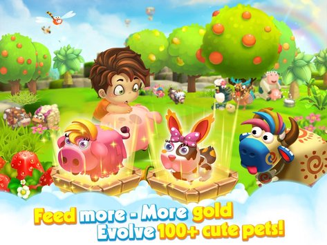 Pet Farm 3D Breeding Island 2