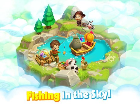 Pet Farm 3D Breeding Island 5