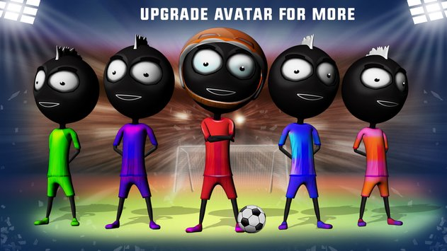 Stickman Heroes Soccer Game 4