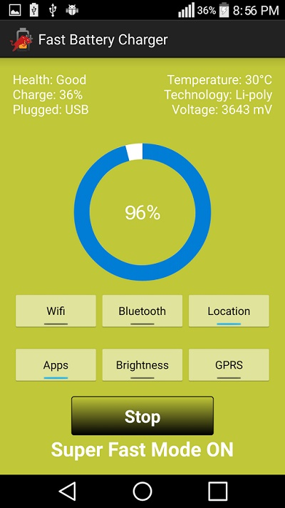 Super Fast Charger Pro5