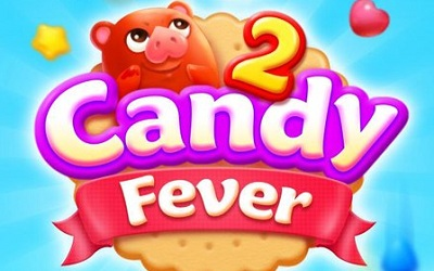 Sweet Candy Fever 2 logo