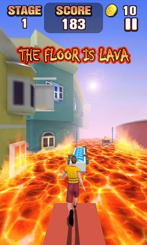 The Floor Is Lava 4