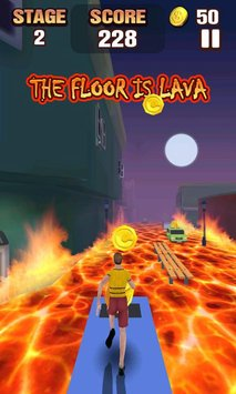 The Floor Is Lava 5