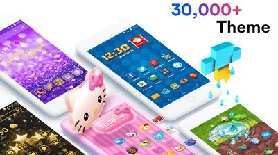 Air Launcher-Themes, 3D Wallpaper for Android Free
