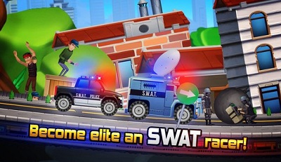 Elite SWAT Car Racing Army Truck Driving Game 1