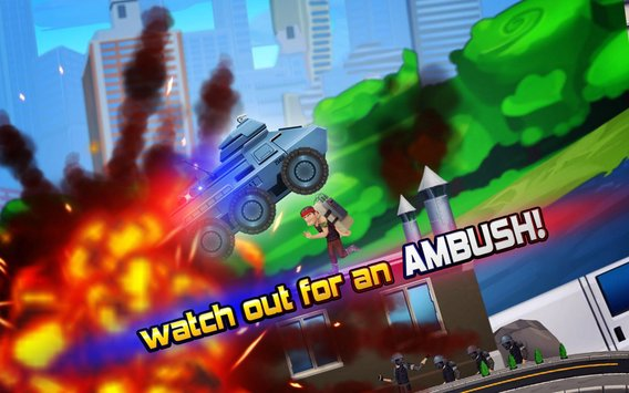 Elite SWAT Car Racing Army Truck Driving Game 2