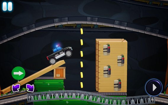 Elite SWAT Car Racing Army Truck Driving Game 6