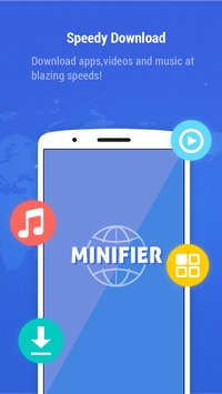 Minifier Browser - fast, small, weather & news 3