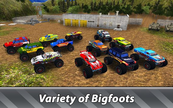 Monster Trucks Offroad Simulator 2