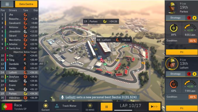 Motorsport Manager Mobile 2 1