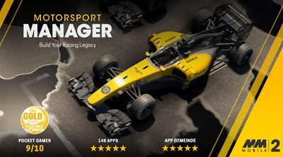 Motorsport Manager Mobile 2 2