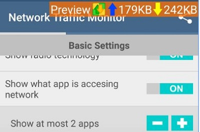 Network Traffic Monitor Pro 3