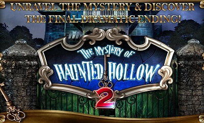 The Mystery of Haunted Hollow 2 Escape Games