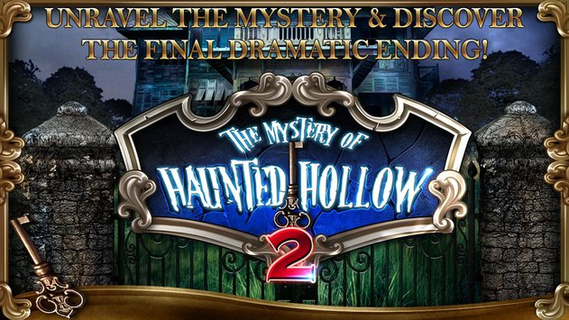 The Mystery of Haunted Hollow 2 Escape Games1