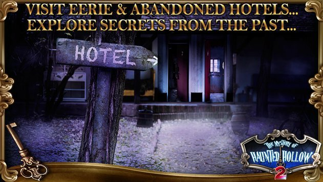 The Mystery of Haunted Hollow 2 Escape Games3