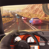 Traffic Xtreme 3D Fast Car Racing Highway Speed