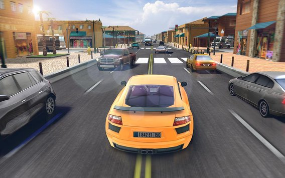Traffic Xtreme 3D Fast Car Racing Highway Speed3