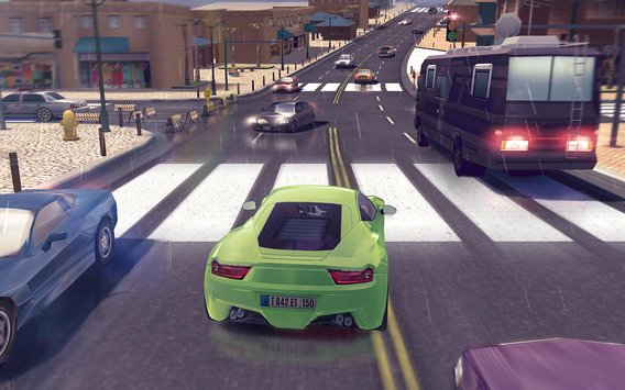 Traffic Xtreme 3D Fast Car Racing Highway Speed4