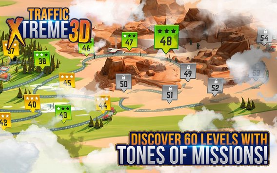 Traffic Xtreme 3D Fast Car Racing Highway Speed7
