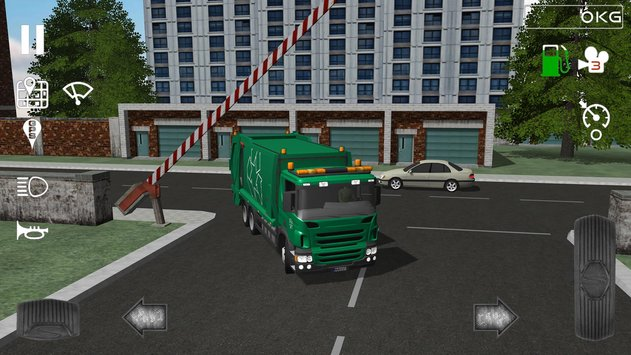 Trash Truck Simulator 4