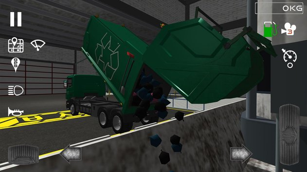 Trash Truck Simulator 5