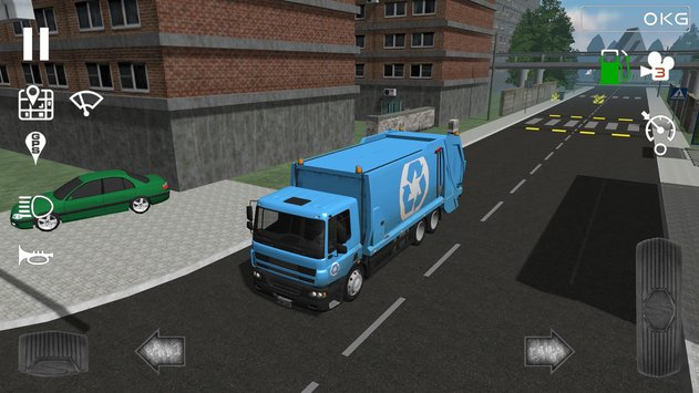 Trash Truck Simulator1